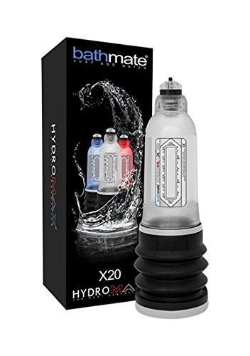 Bathmate Hydromax X20, Penispumpe, transparent, 1 Stück - 2