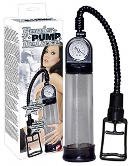 You2Toys Penispump Deluxe mit Druckmess, 1 Stück - 1