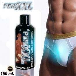 PENIS ERECTION KRAFTGEL * Voluminisierendes, Penis Erektiongel 150 ml -